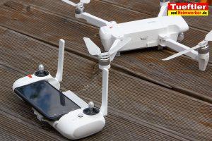 Drohne-Test-FIMI-X8-SE-Tisch-2