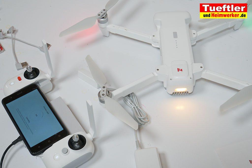 Drohne-Test-FIMI-X8-SE-Update