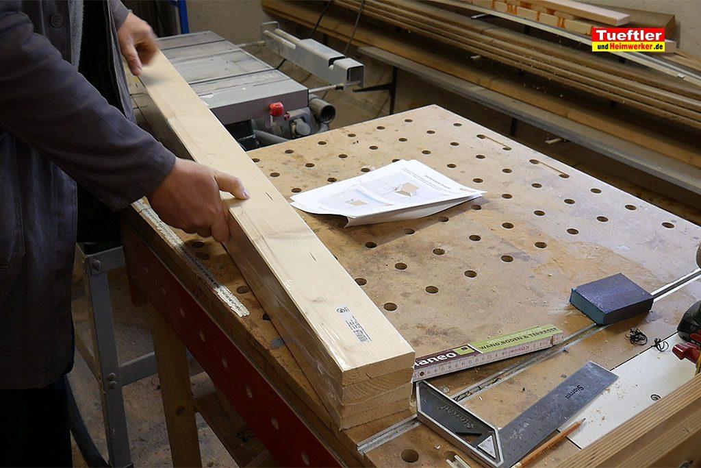 Gartenstuhl-bauen-Fichte-Bretter-94x24