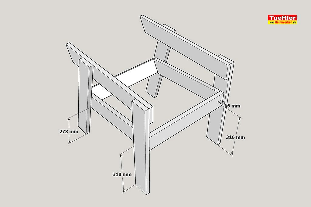 Gartenstuhl-bauen-diy-grundgestell