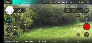 App-Drohne-Hubsan-H117S-Zino-Test-Steuer-Screen