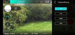 App-Drohne-Hubsan-H117S-Zino-Test-Videoeinstellungen-2