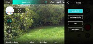 App-Drohne-Hubsan-H117S-Zino-Test-Videoeinstellungen-5