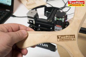 Ortur-Laser-Master-Test-Lasergravur-Logo-Bumerang