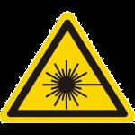 Achtung Laser