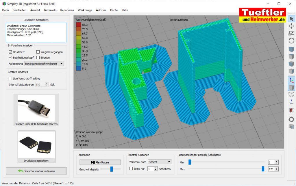 Typ2-Halter-Aussen-Elektromobilitaet-3D-Modell-Typ-2-Hebel-Deckel-Slicen