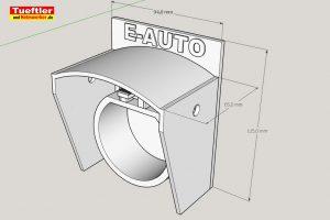 Typ2-Halter-Aussen-Elektromobilitaet-3D-Modell-Typ-2-Sketchup-Zeichnung-1
