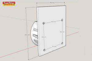 Typ2-Halter-Elektromobilitaet-3D-Modell-Typ-2-Sketchup-Zeichnung-3