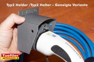 Typ2 Halter -Geneigte-Variante