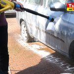 Gloria-Multijet-Test-18V-Akku-Spruehgeraet-Auto-waschen