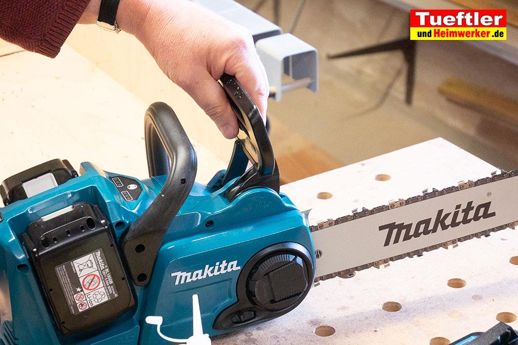 Makita-DUC353PT2-Test-DUC353Z-Handschutz-2