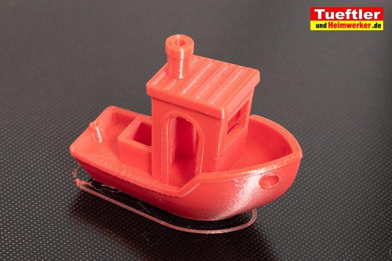 Flsun-Q5--Delta-3D-Drucker-Test-3D-Benchy-Druck-3