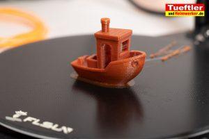Flsun-Q5--Delta-3D-Drucker-Test-3D-Benchy-Druck-PETG-5
