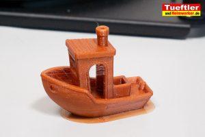 Flsun-Q5--Delta-3D-Drucker-Test-3D-Benchy-Druck-PETG-7