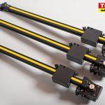 Flsun-Q5-Delta-3D-Drucker-Test-Achsen-Tower-Vormontiert