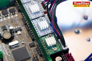 Flsun-Q5-Delta-3D-Drucker-Test-Elektronik-Schrittmotortreiber