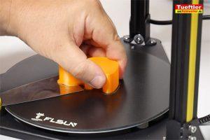 Flsun-Q5-Delta-3D-Drucker-Test-Haftung