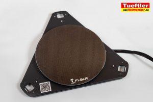 Flsun-Q5-Delta-3D-Drucker-Test-Heizbett