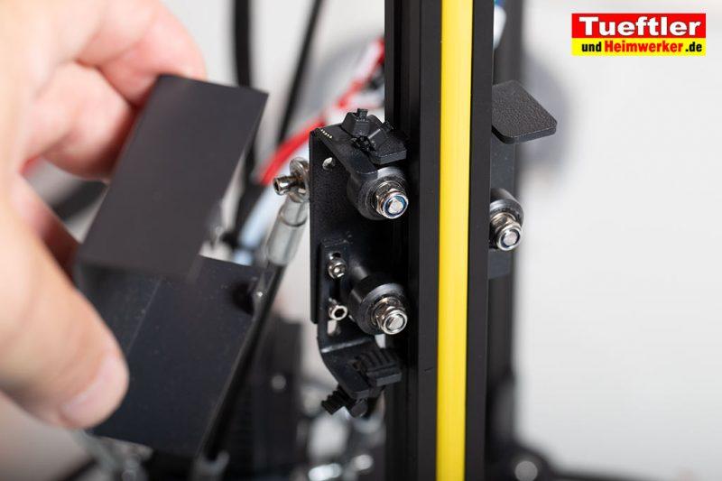 Flsun-Q5-Delta-3D-Drucker-Test-Rollen