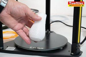 Flsun-Q5-Delta-3D-Drucker-Test-Spiralvaset-drucken-2