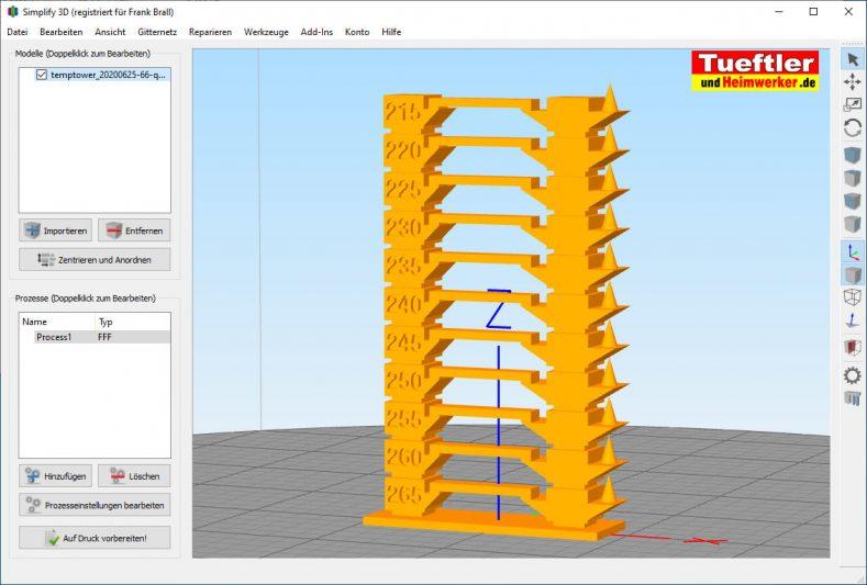 Flsun-Q5-Delta-3D-Drucker-Test-Temperatur