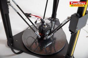 Flsun-Q5-Delta-3D-Drucker-Tutorial-Aufbau-Gestaenge-an-Wagen--montieren-2