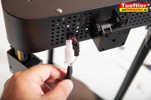 Flsun-Q5-Delta-3D-Drucker-Tutorial-Aufbau-Heizbett-Kabel-2