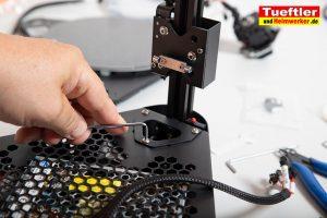 Flsun-Q5-Delta-3D-Drucker-Tutorial-Aufbau-Stecker-Schrittmotor-2