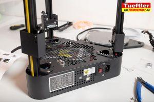 Flsun-Q5-Delta-3D-Drucker-Tutorial-Aufbau-Stecker-Schrittmotor-3