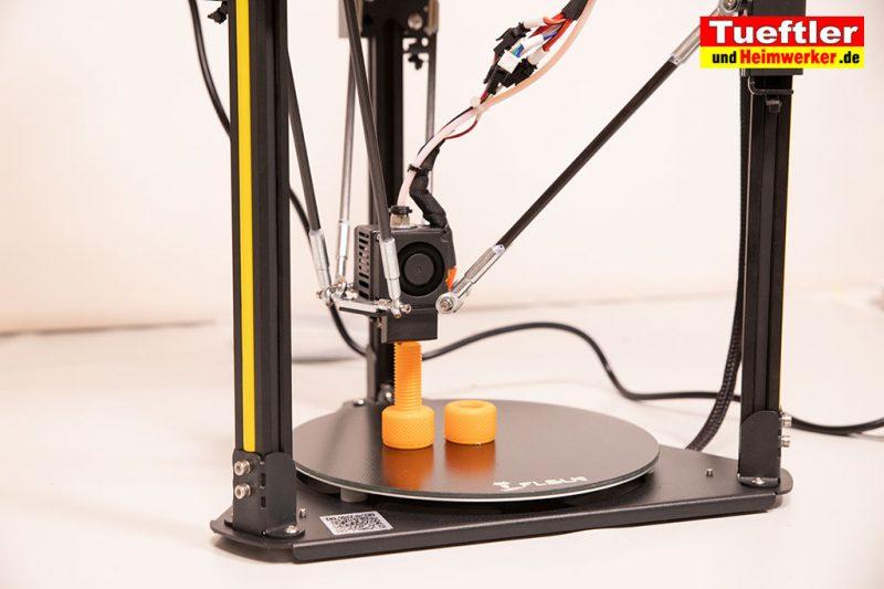 Flsun-Q5-Delta-3D-Drucker-Tutorial-Erste-Druck