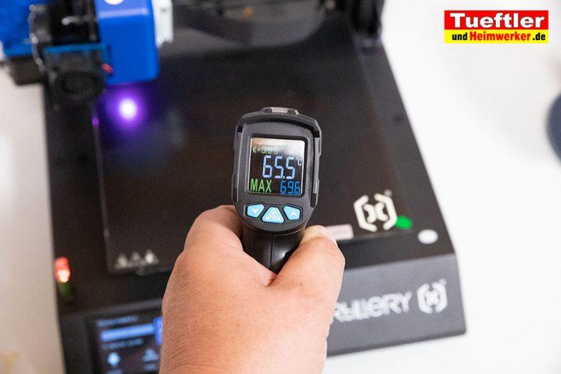 Artillery-Genius-Test-3D-Drucker-Druckbetttemperatur