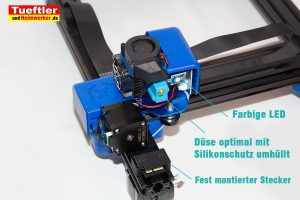Artillery-Genius-Test-3D-Drucker-Druckkopf