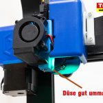 Artillery-Genius-Test-3D-Drucker-Duese-ummantelt