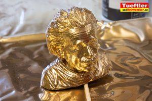 Artillery-Genius-Test-3D-Drucker-Einstein-Gold-eingesprueht