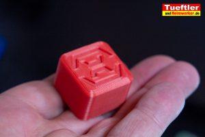 Artillery-Genius-Test-3D-Drucker-Erste-Druck-3