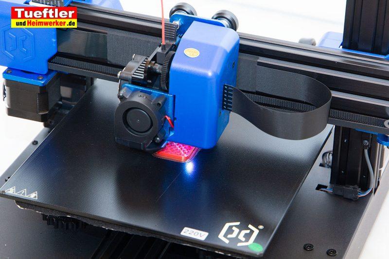 Artillery-Genius-Test-3D-Drucker-Erste-Druck