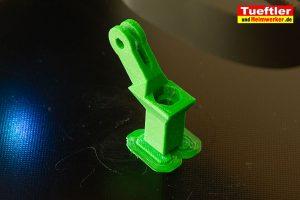 Artillery-Genius-Test-3D-Drucker-PETG-Halter-Arlo-Actioncam