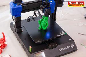 Artillery-Genius-Test-3D-Drucker-PETG-kleiner-Frosch