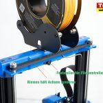 Artillery-Genius-Test-3D-Drucker-Riemen-synchron