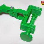 Artillery-Genius-Test-3D-Drucker-Schraubklemme-mit-Kamerahalter