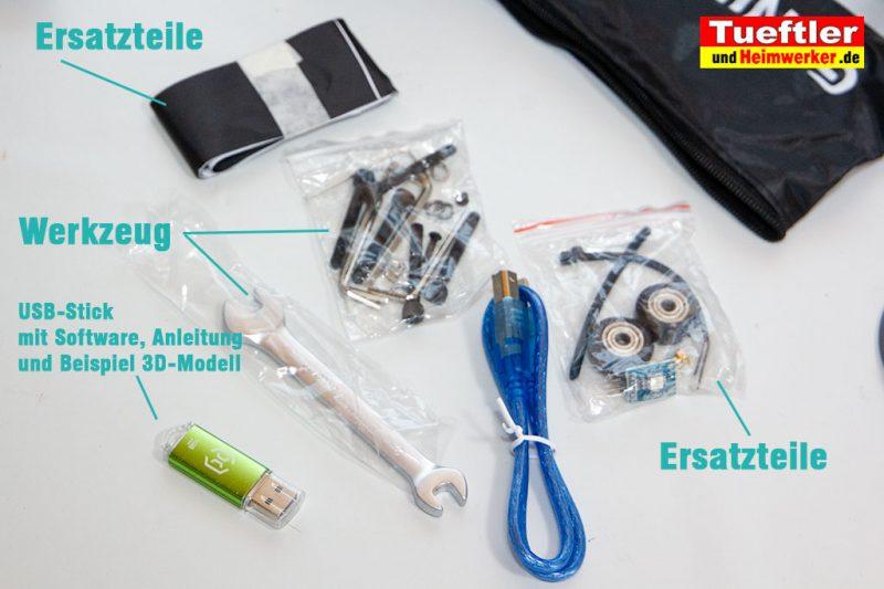 Artillery-Genius-Test-3D-Drucker-Zubehoer