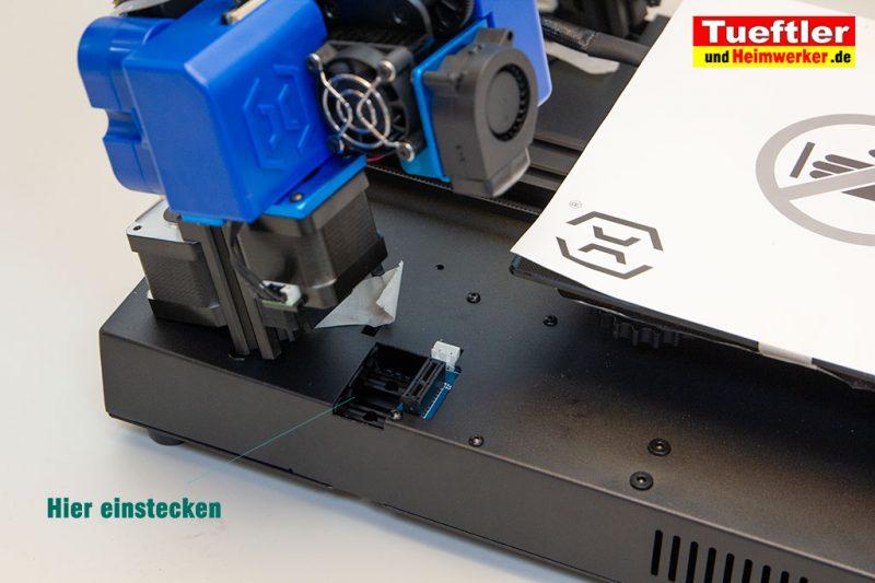 Artillery-Genius-Test-3D-Drucker-Zusammenbau-1