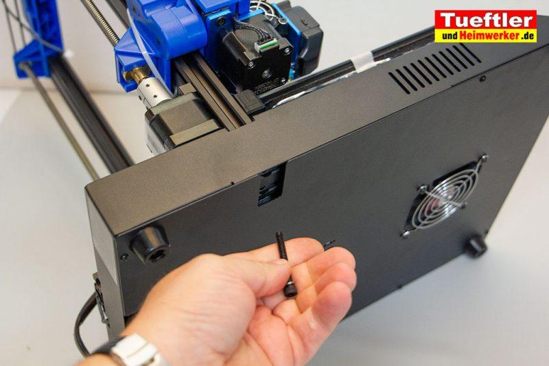 Artillery-Genius-Test-3D-Drucker-Zusammenbau-2