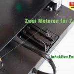 Artillery-Genius-Test-3D-Drucker-induktiver-Endschalter