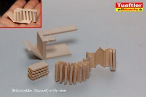 Filament-Test-das-Filament-PETG-beige-test-support