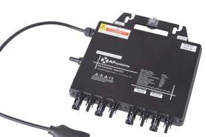 APSystems 600W YC600 Mikrowechselrichter mit VDE4105