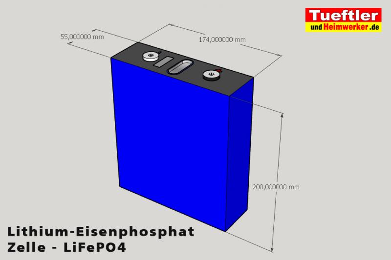 Lithium-Eisenphosphat--LiFePO4-Akku-bauen-Skizze-200A-Zelle