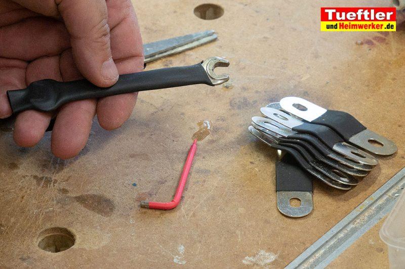 Werkzeug-isolieren-beim-Lifepo4-Akku-Bau